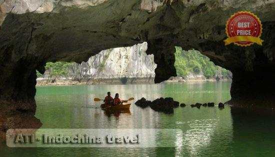 Active Travel Indochina day tours : Active Travel Indochina