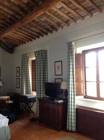 Castello Banfi - Il Borgo: our room