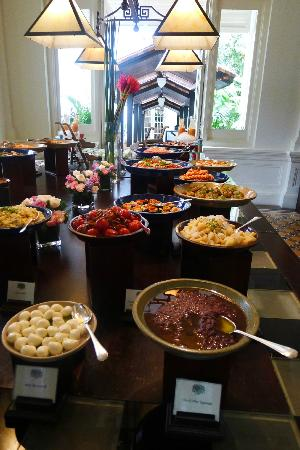 Prime Sunday Brunch Various Appetizers Picture Of Raffles Beutiful Home Inspiration Papxelindsey Bellcom