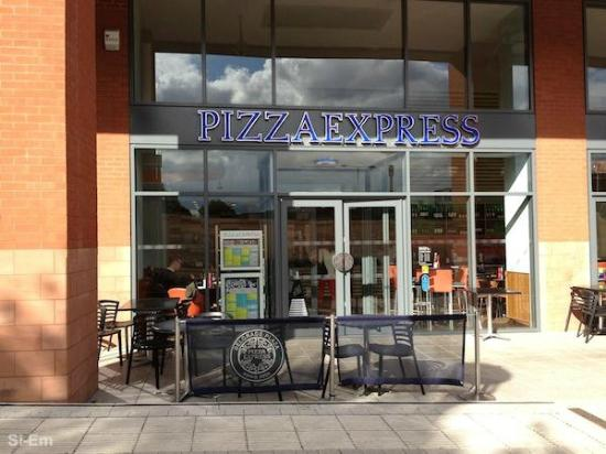 Pizza Express Picture Of Pizza Express Coventry Tripadvisor