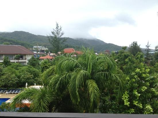 Centara Karon Resort Phuket: view from tropical premium