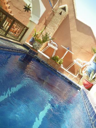 Riad Jenai - Demeures du Maroc: La piscine mon repaire