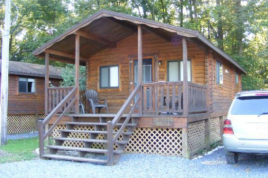 Gettysburg Campground : Cute cabin