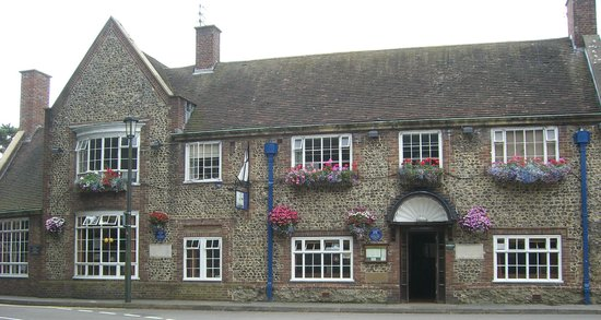 Felpham, UK: The Fox Inn  Est.1870