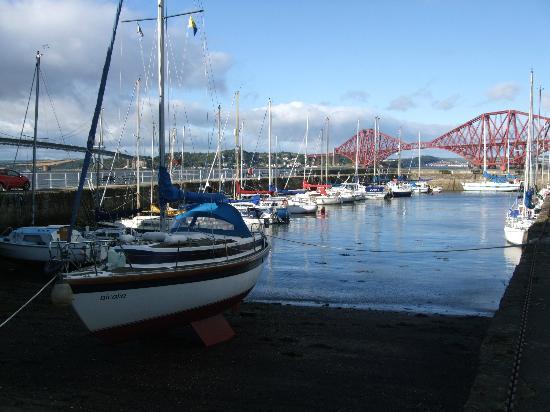 Road Bridge Picture Of Orocco Pier South Queensferry