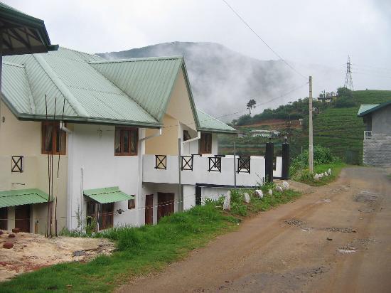 Hill Breeze Villa: View