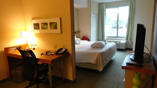 SpringHill Suites Syracuse Carrier Circle: room