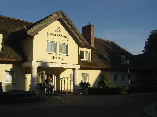 Dwor Oliwski Hotel: Haupthaus