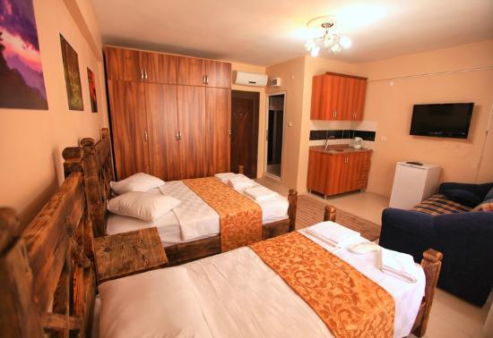 Ajans Pi Home: room3