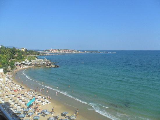 Mirage of Nessebar: Beautiful view from our room