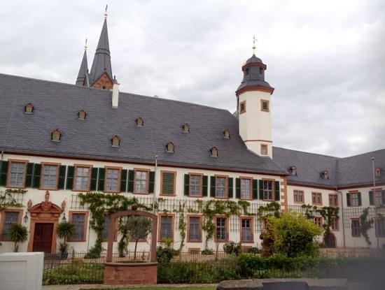Benediktiner-Abtei Seligenstadt