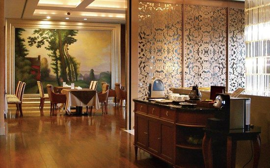 San Want Residences: Dining Lounge