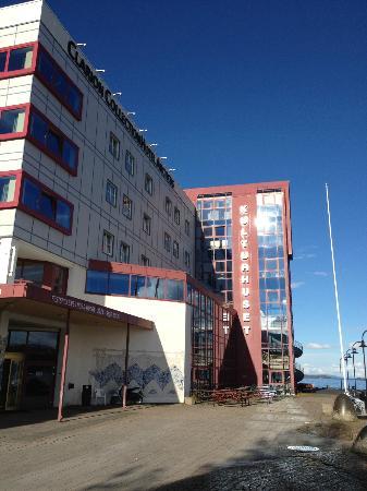 Clarion Collection Hotel Arcticus: Utsidan