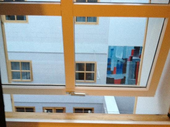 Clarion Collection Hotel Arcticus: Utsikt från rummet
