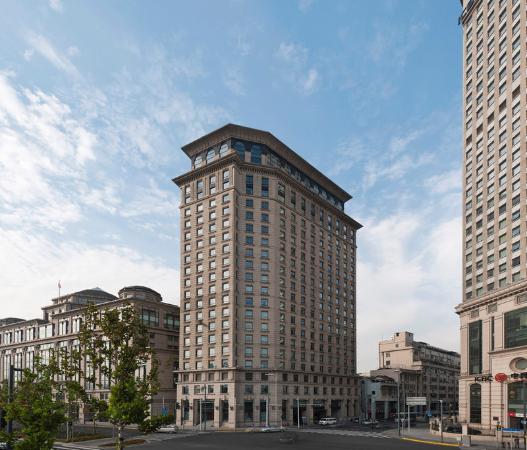 Les Suites Orient, Bund Shanghai: Exterior