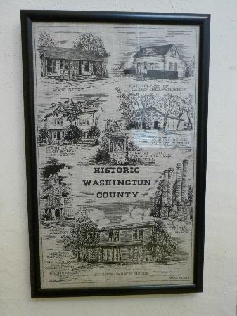 Brenham Heritage Museum: Washington County History