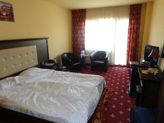 Hotel Sandoria : Zimmer