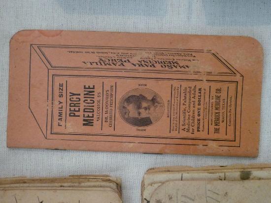 Brenham Heritage Museum: Medical Exhibit