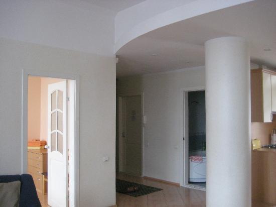 Romeo Family Apartments: в номере