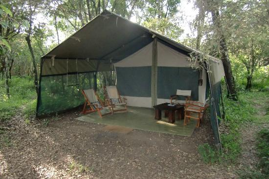 Mara Bush Camp: tent #8
