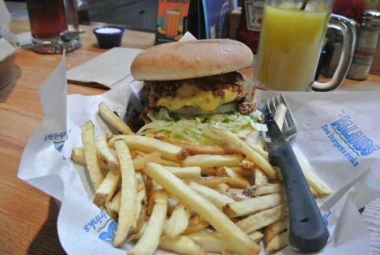 Islands: Hamburger