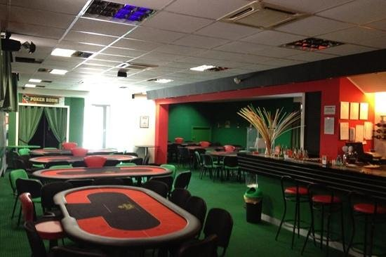 Faiano, Italija: poker room Eurotex poker club