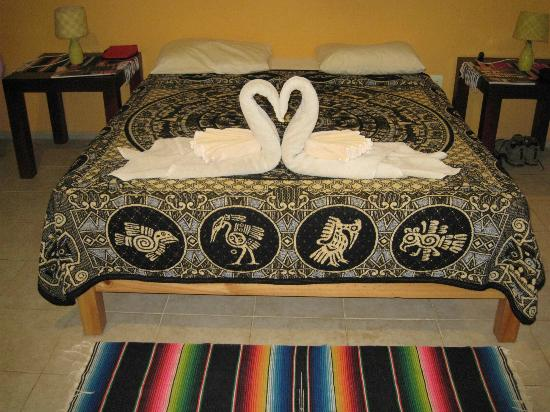 Villa Tortugas Residence: La camera