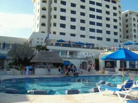 Occidental Tucancun: hotel hermoso