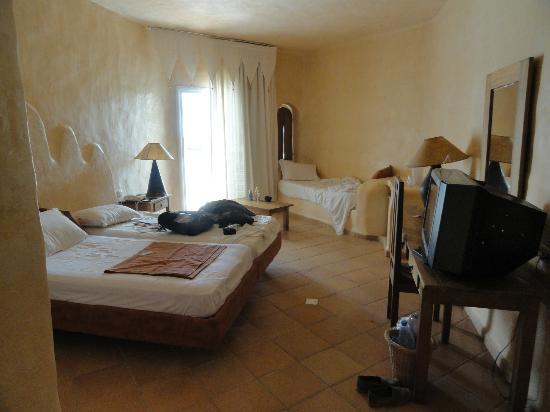 Odyssee Resort & Thalasso : Chambre