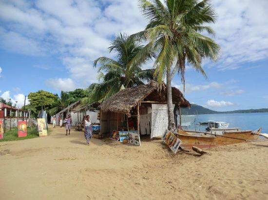 VOI Amarina Resort: nosy komba