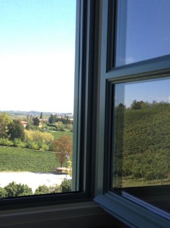 Relais Sant'Uffizio Wellness & SPA: dalla finestra una vista meravigliosa