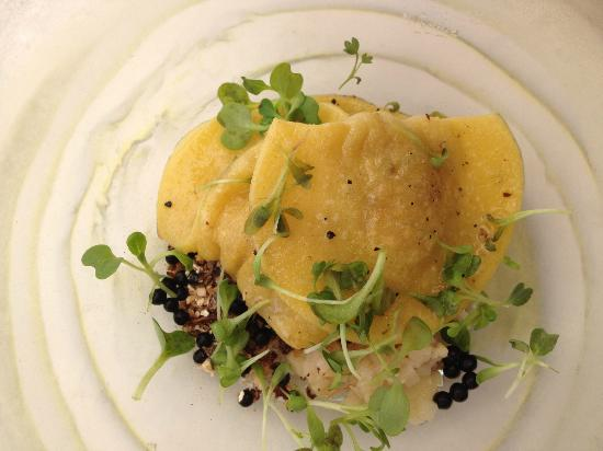 Makaron Restaurant: Paradyskloof mushroom tortellini