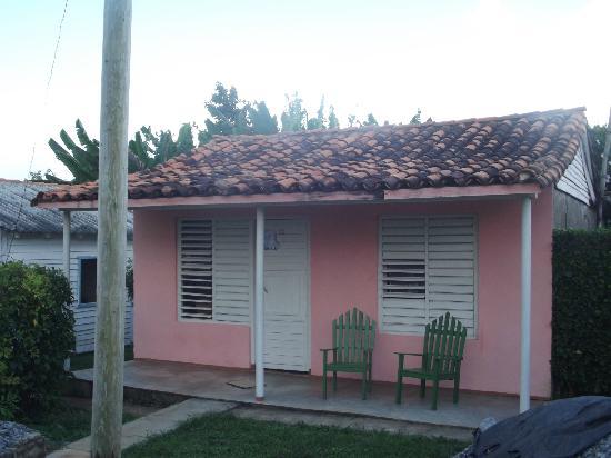 Hostal Orquidea y Luis : La casa