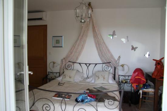 Hotel Villa Elaia : Chambre Lavende