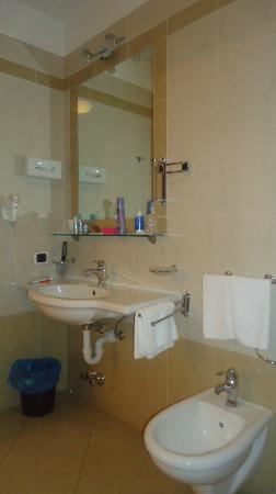 Hotel Laurin: BAGNO