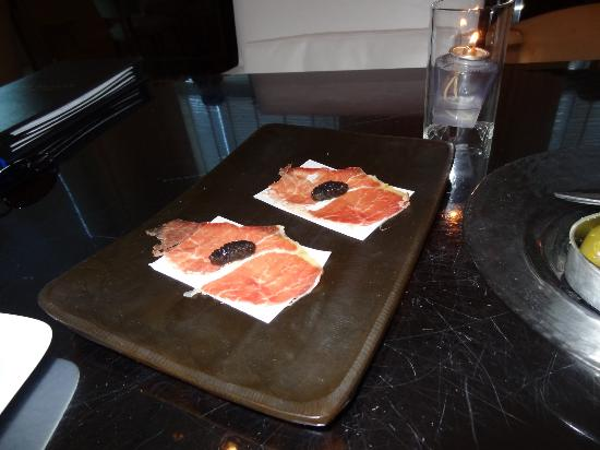 The Bazaar by Jose Andres : Jose's Taco