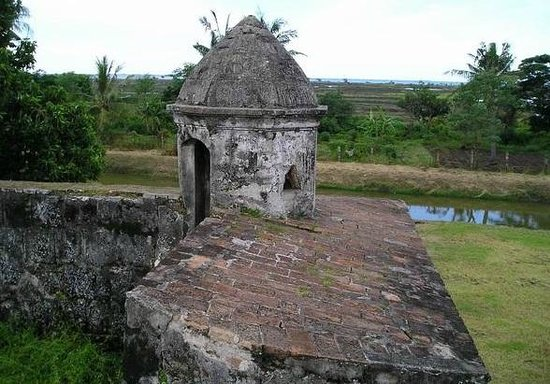Serang, Endonezya: The old fort