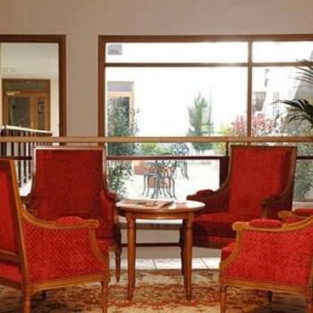 Best Western Amiral Hotel: Interior