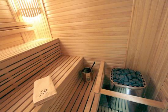 Reikartz Dworzec Lviv Hotel: Sauna