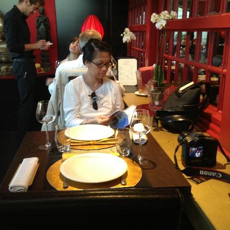 L'Indochine : Ma femme à table !