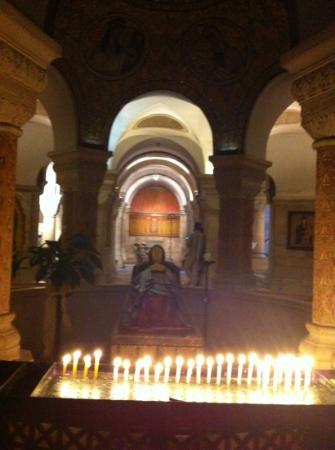Christian Quarter: Maria's grave