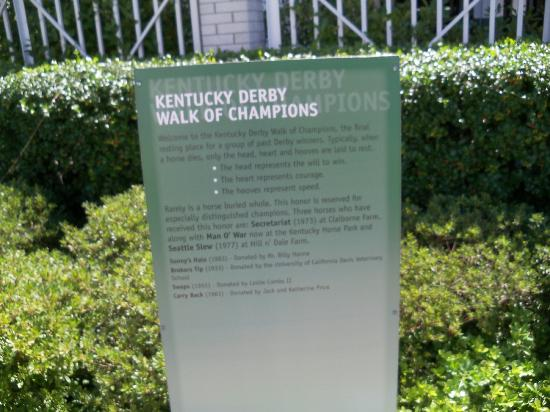 Kentucky Derby Museum照片