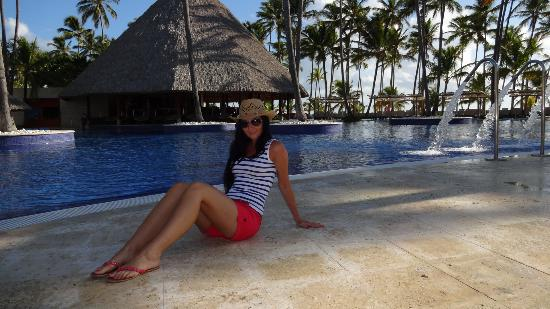 Barcelo Bavaro Beach - Adults Only : beautiful pool