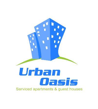 Urban Oasis Apartments: logo