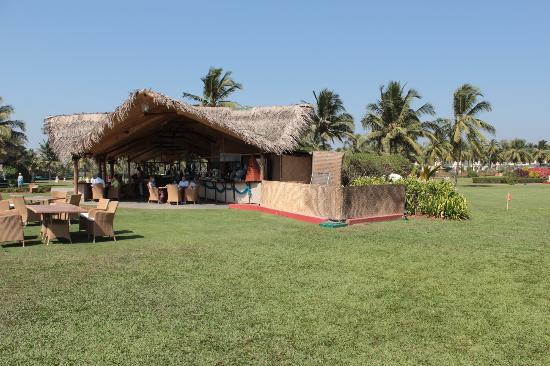 Taj Exotica Resort & Spa Goa: Lobster Shack