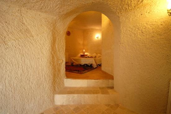 Arif Cave Hotel: Seten Cave Room