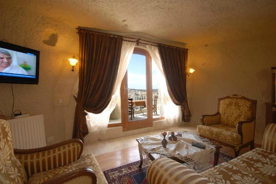Arif Cave Hotel: Pasha Süite