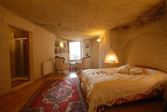 Arif Cave Hotel: Pigeon Cave Room...
