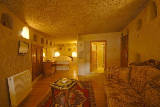 Arif Cave Hotel: Pigeon Cave süite
