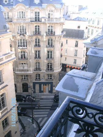 Timhotel Palais Royal Louvre: vista del último piso